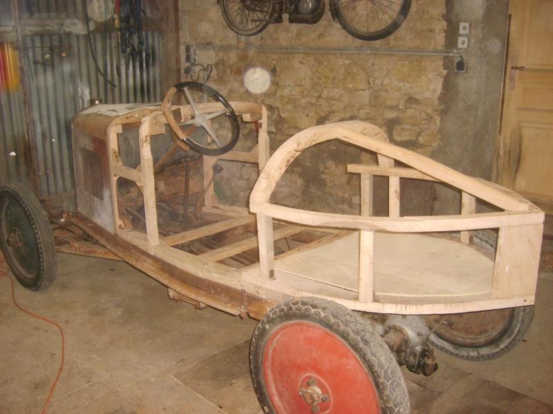construction cyclecar peugeot S6008216