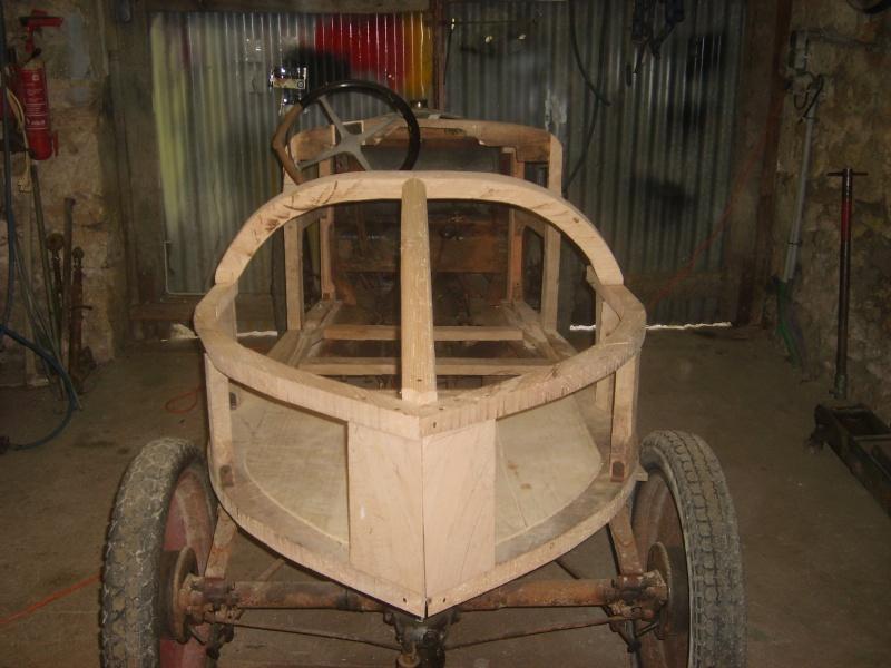 construction cyclecar peugeot S6008217