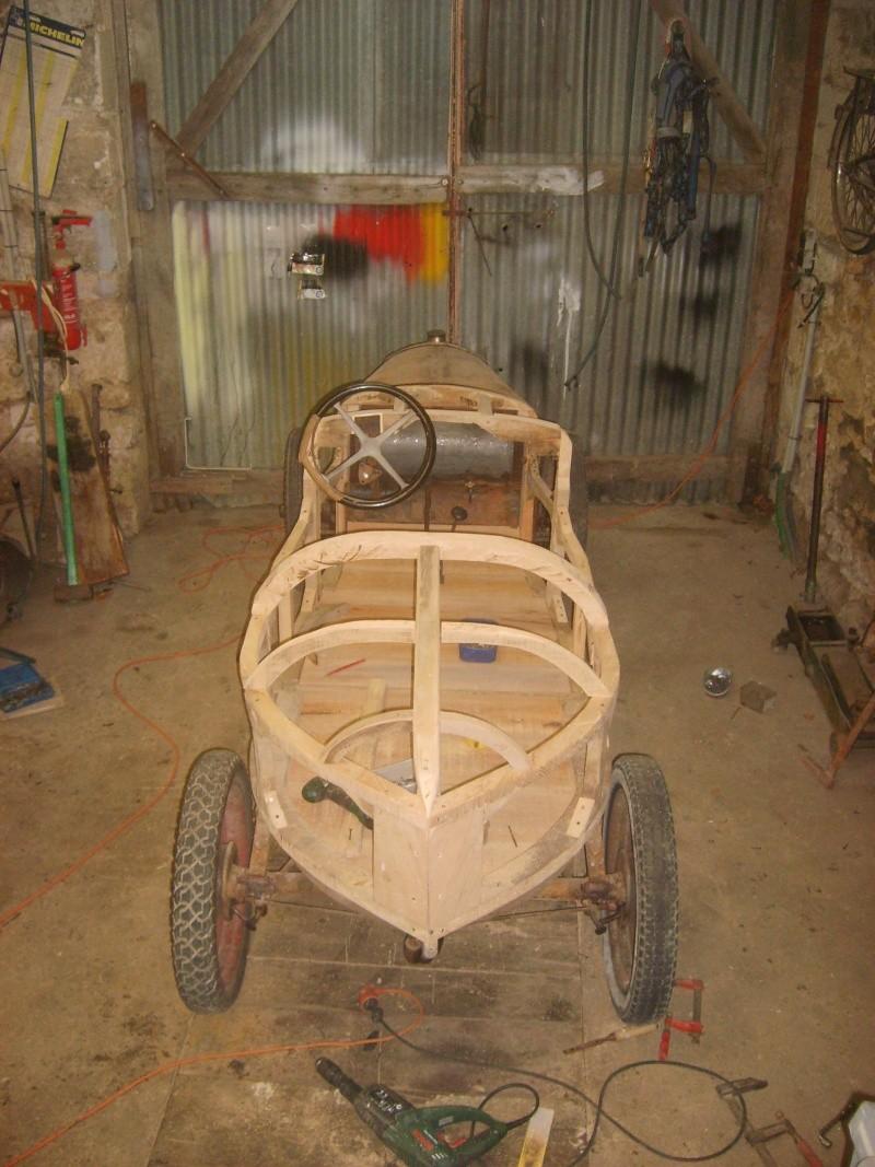construction cyclecar peugeot S6008219