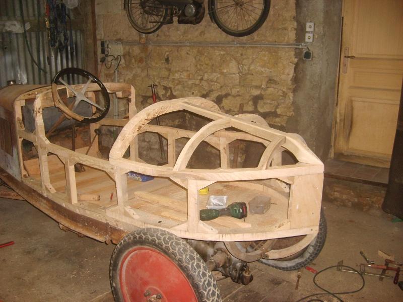 construction cyclecar peugeot S6008220