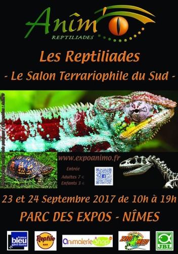 Les Reptiliades le 23 et 24 Septembre à Nîmes 20861710