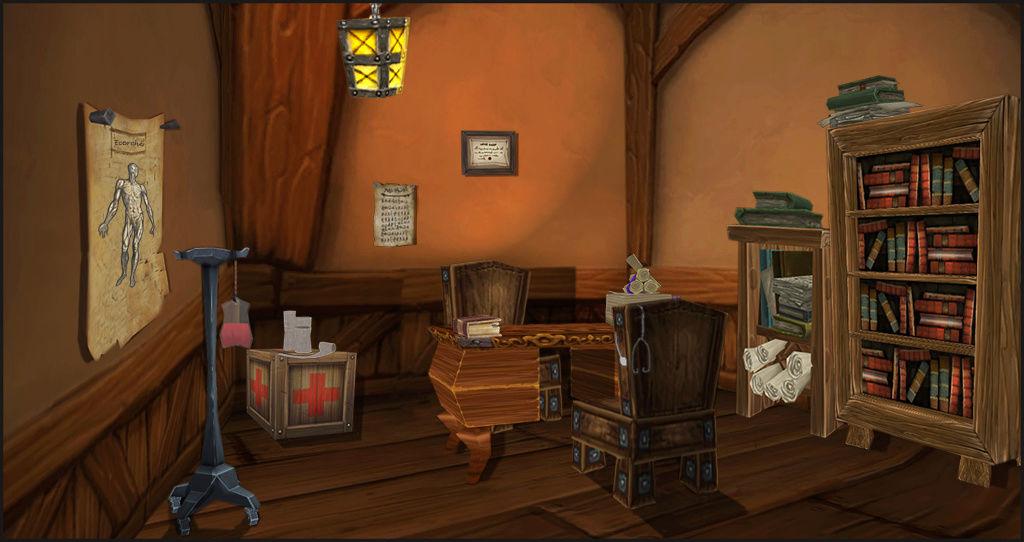 [Plan] La caserne de la Garde Bureau11