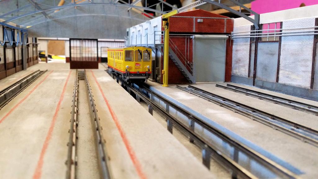 Tren groc à VVB - Page 8 Atelie14