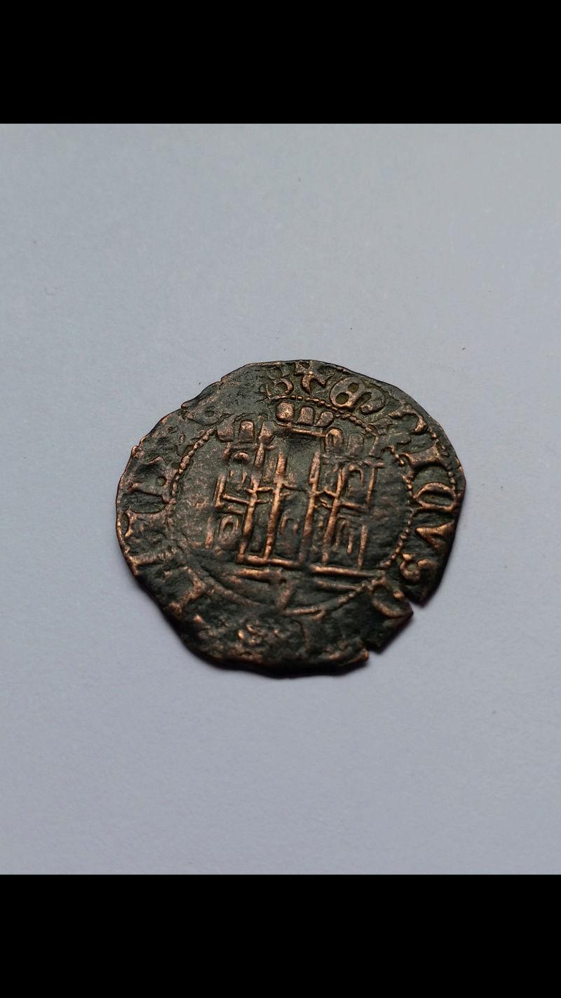Maravedi de Enrique IV de Castilla 1454-1474 Villalon de campos. Screen11