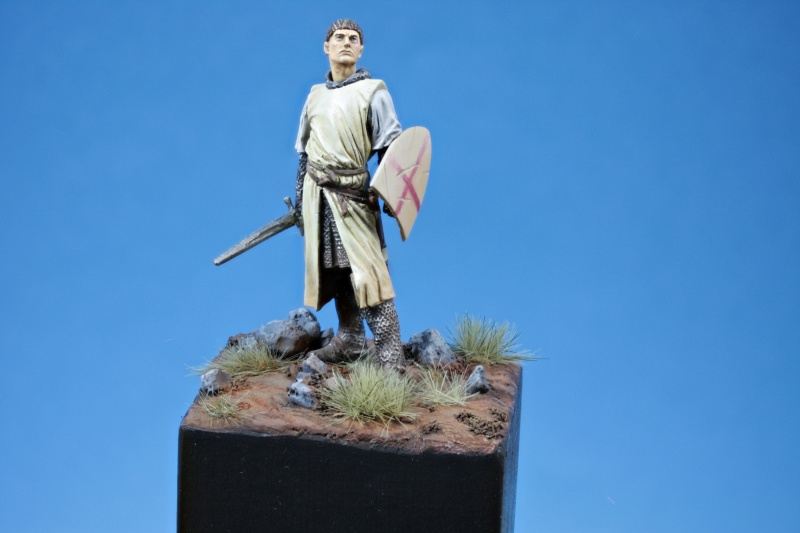 ELITE MINIATURAS- RG/54.04-Norman Knight, Antioch 1268 13-01-12