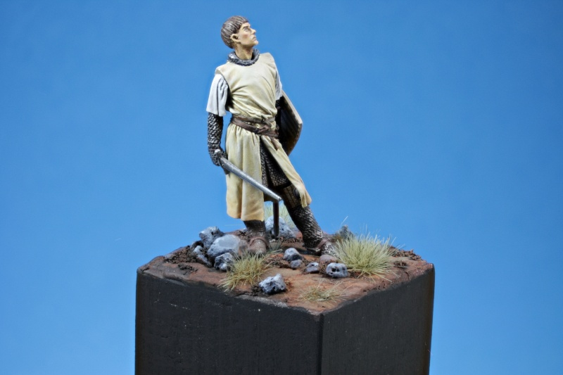 ELITE MINIATURAS- RG/54.04-Norman Knight, Antioch 1268 13-01-13