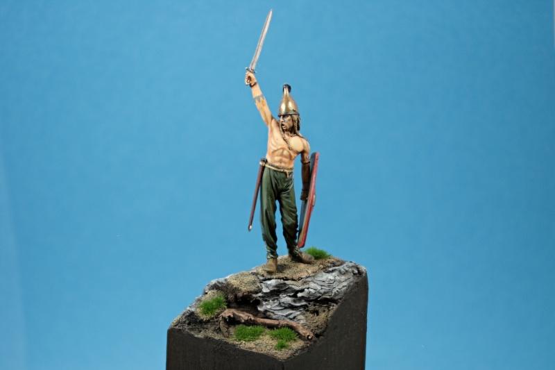 ELITE MINIATURAS- RG/54.08-Celtic Warrior, 3rd. Century B.C. 13-01-14