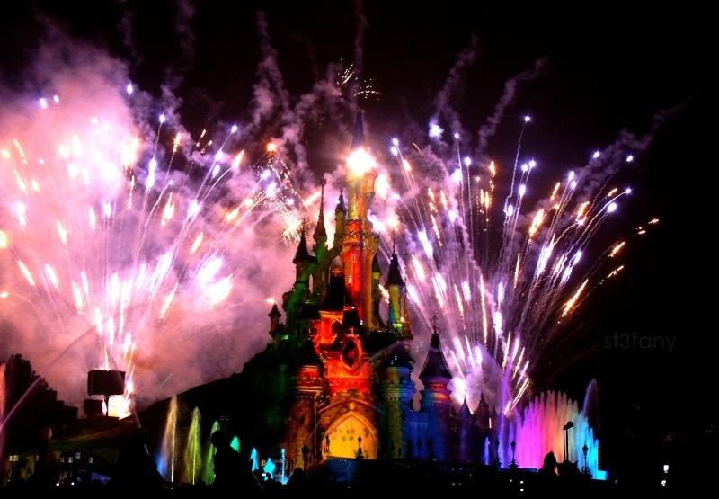 Vos photos nocturnes de Disneyland Paris Dscf3210