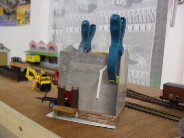 Mon interprétaion de la gare de Fay aux Loges Slp-si11