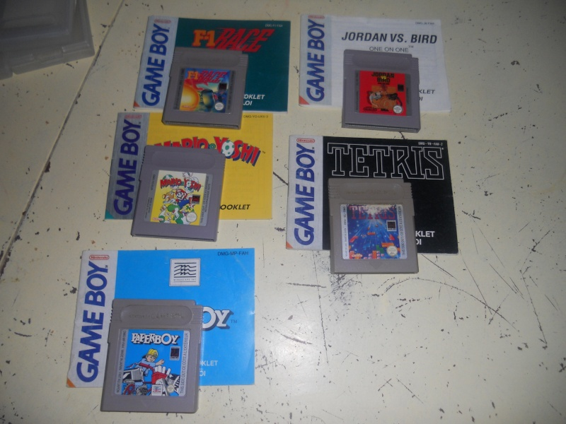 estimation game boy  +jeux     Dscn8716