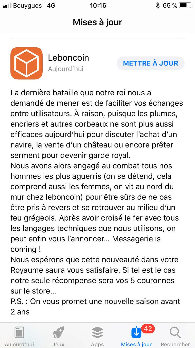 Vu sur leboncoin.fr .. - Page 3 498f2610