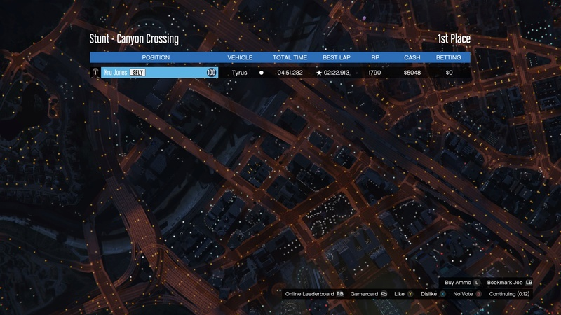 GTA 5 | Canyon Crossing (Tyrus) *RESULTS UP* Img_7118