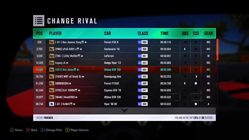 FH3 Time Attack | Stock Car Challenge #23 (Ultima GTR 720) Img_7411