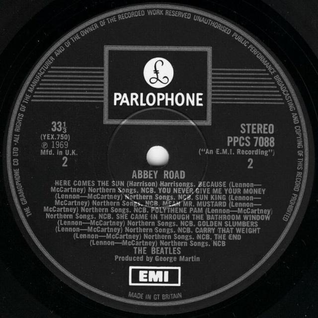 Abbey Road Ar-2nd11