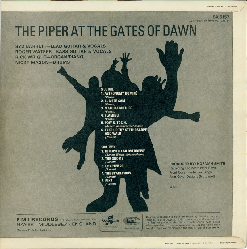 The Piper At The Gates Of Dawn Bc11
