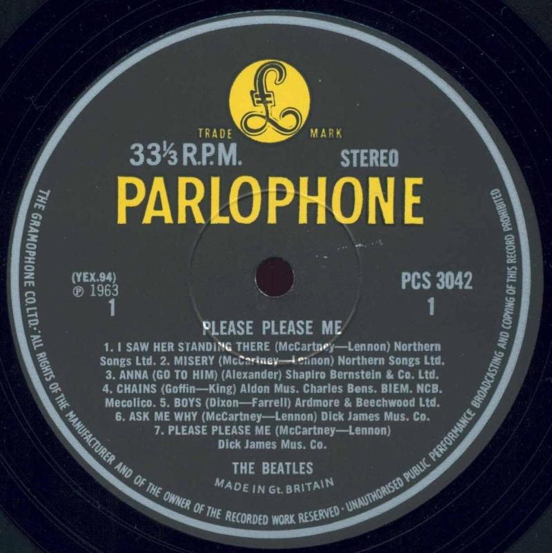 Please Please Me Ppm-7t10