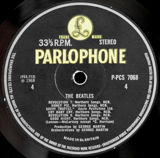 The Beatles (White Album) Wa-ex-14