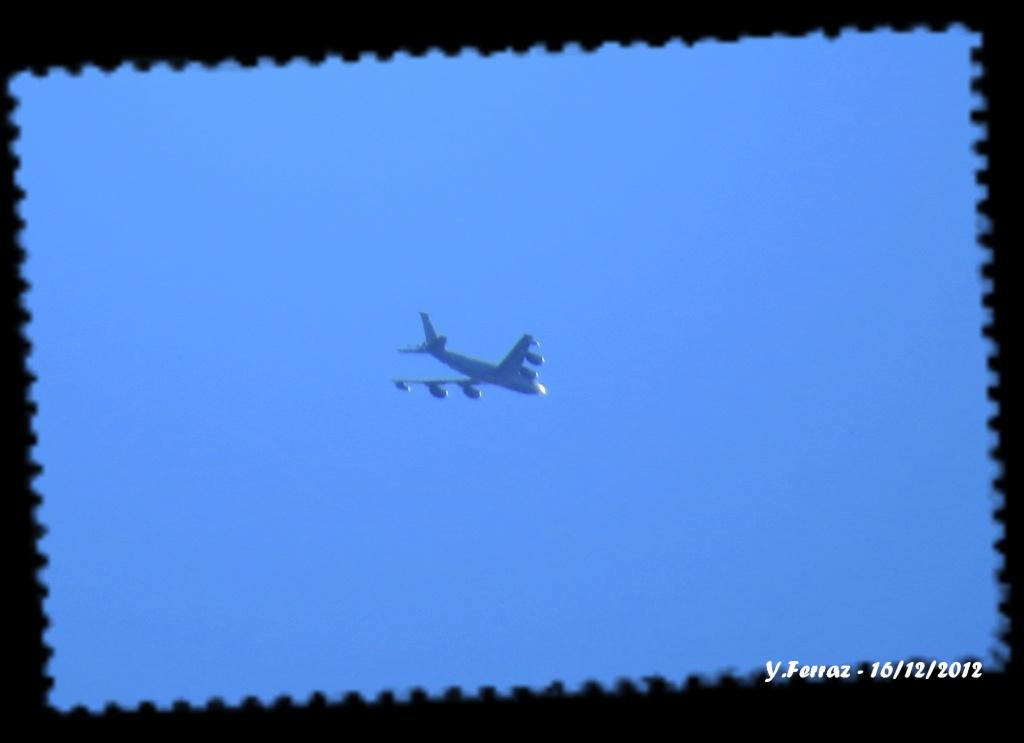 Spotting à très haute altitude By StyleYO Kc13510