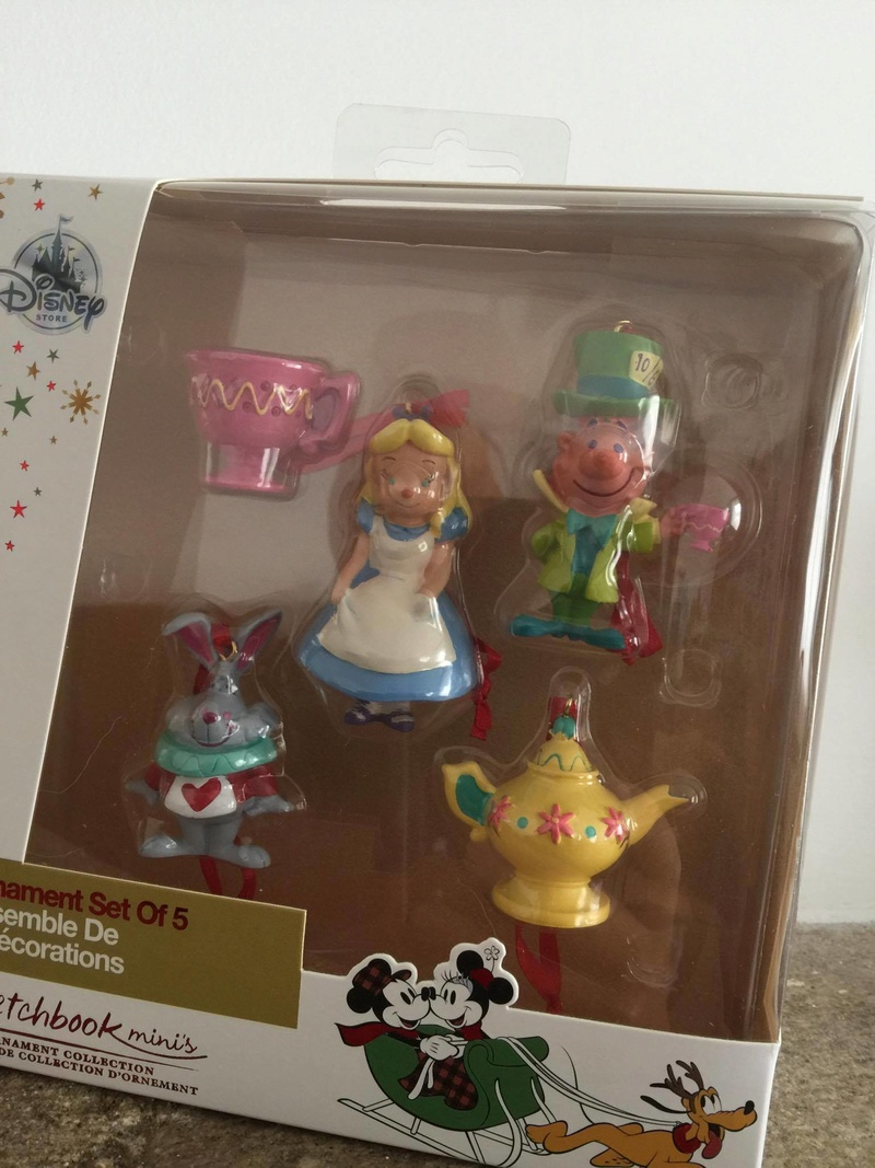 Les suspensions Disney (Disney Store, Disney Parks) 21169410