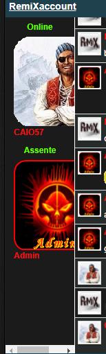 ridurre avatar colonna a sx della chatbox Risolto perfetto Dyafrz11