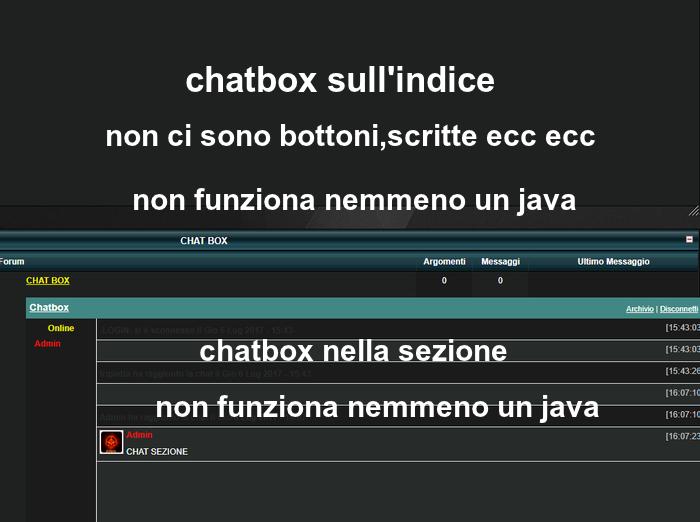 Chat Box Risolto Yysnzf10