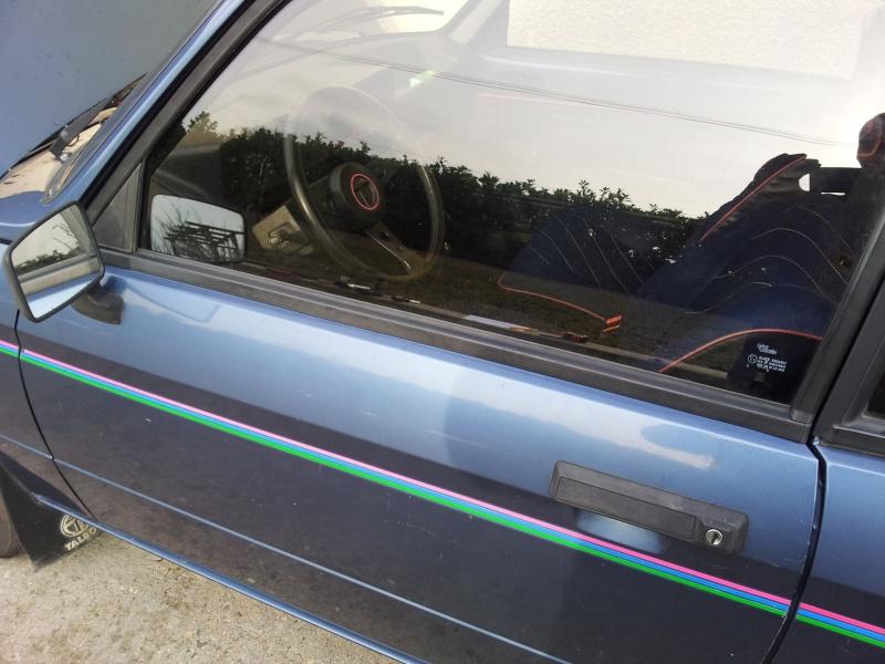 Lèche vitre Samba. 2013-029