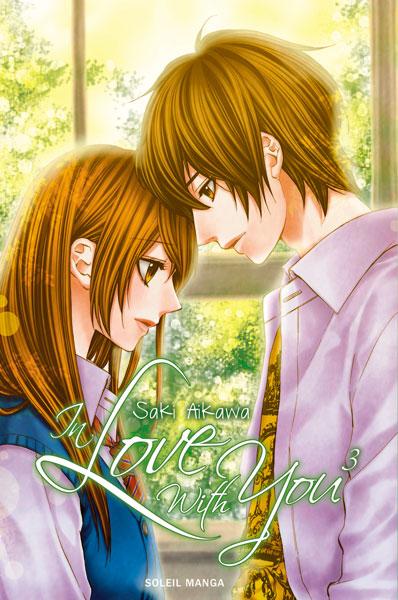[Saki Aikawa] In love with you In-lov13
