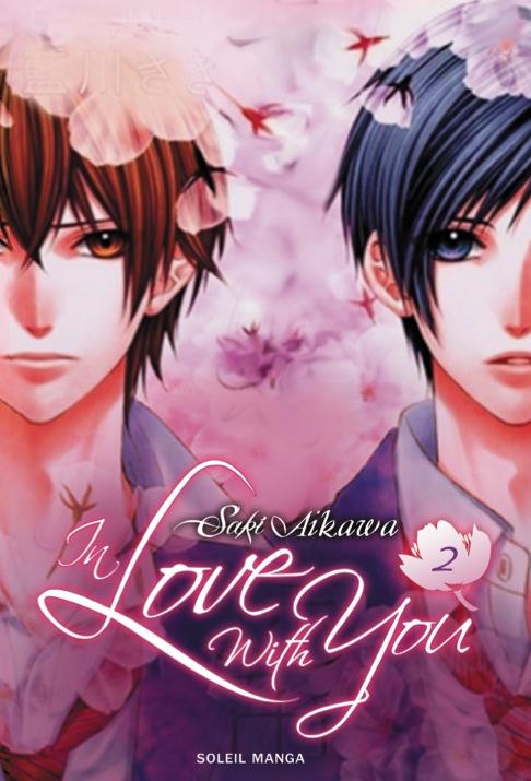 [Saki Aikawa] In love with you In-lov15