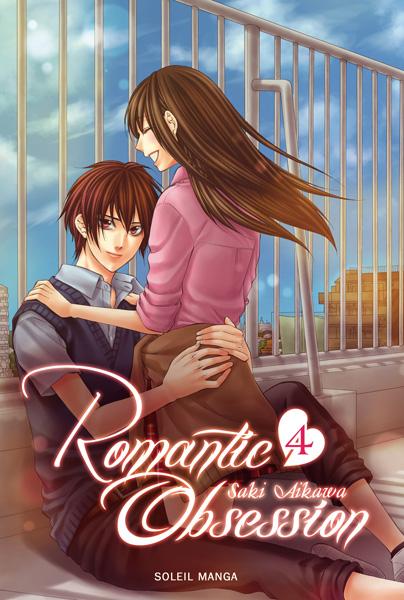 [Saki Aikawa] Romantic Obsession Romant11