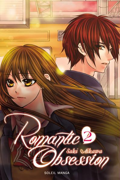 [Saki Aikawa] Romantic Obsession Romant12