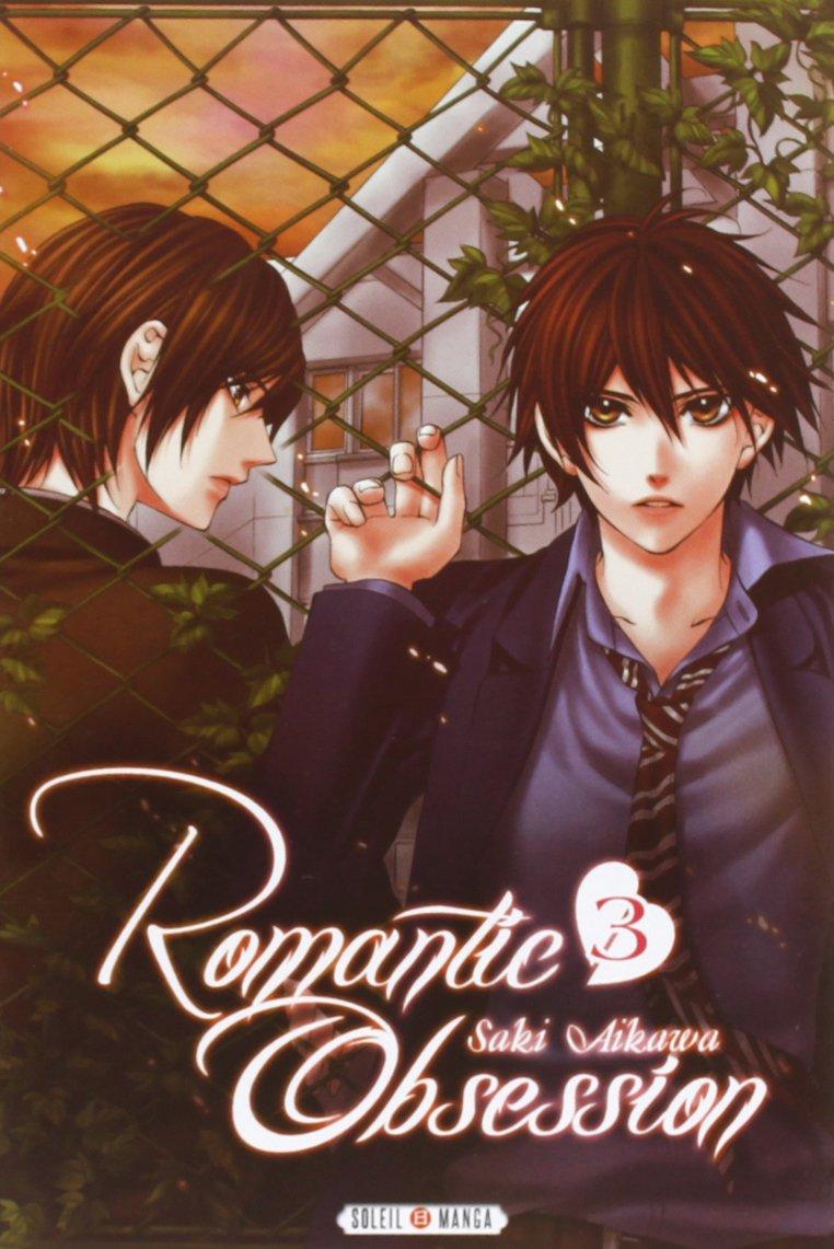 [Saki Aikawa] Romantic Obsession Romant13