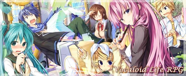 Vocaloid Life RPG
