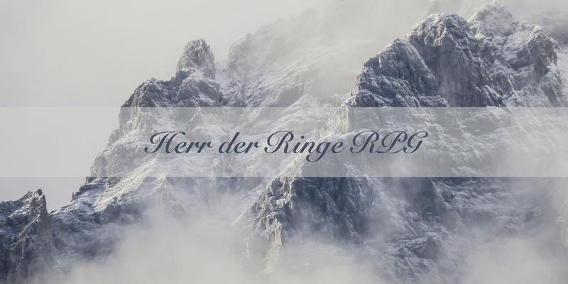 Herr der Ringe - RPG
