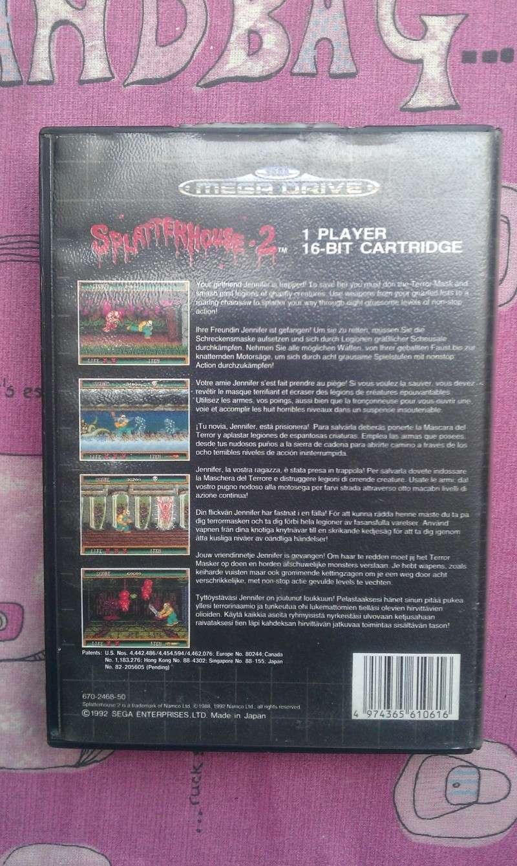 [vendu] 2 jeux Megadrive Splatt12
