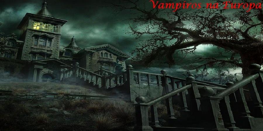 Vampiros na Europa