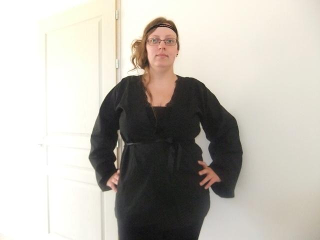 [Couture] Un p'tit kimono Dscf6513