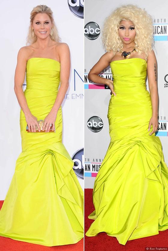 Who wore it better!? Julie Bowen or Nicki Minaj? Who-wo10