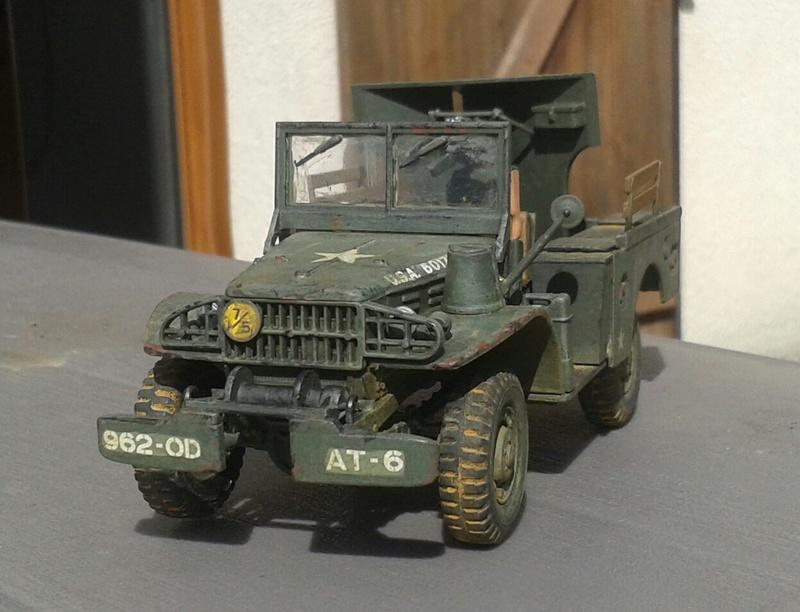 Dodge WC52 - Italeri 1/35 00814