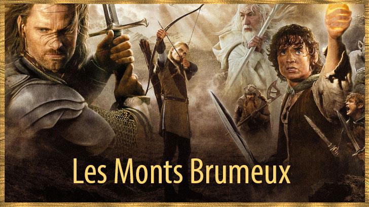Les Monts Brumeux et Les Hauts Brumeux