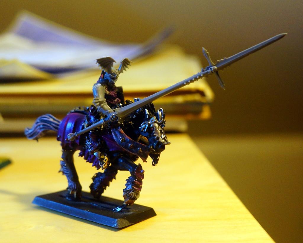 Tete et bras chevalier de sang Dsc09810