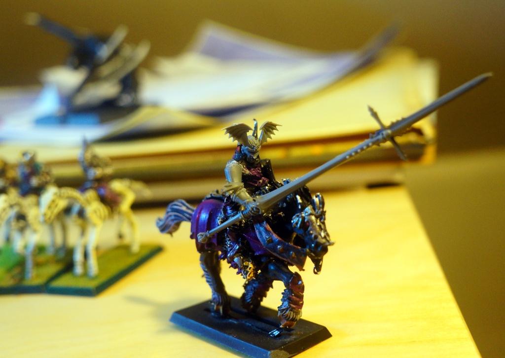Tete et bras chevalier de sang Dsc09812