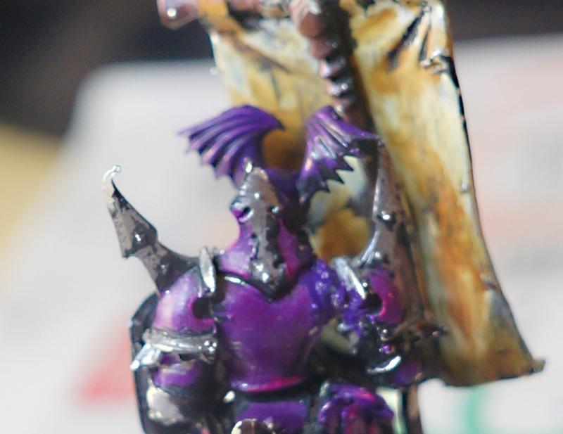 Tete et bras chevalier de sang Dsc09814