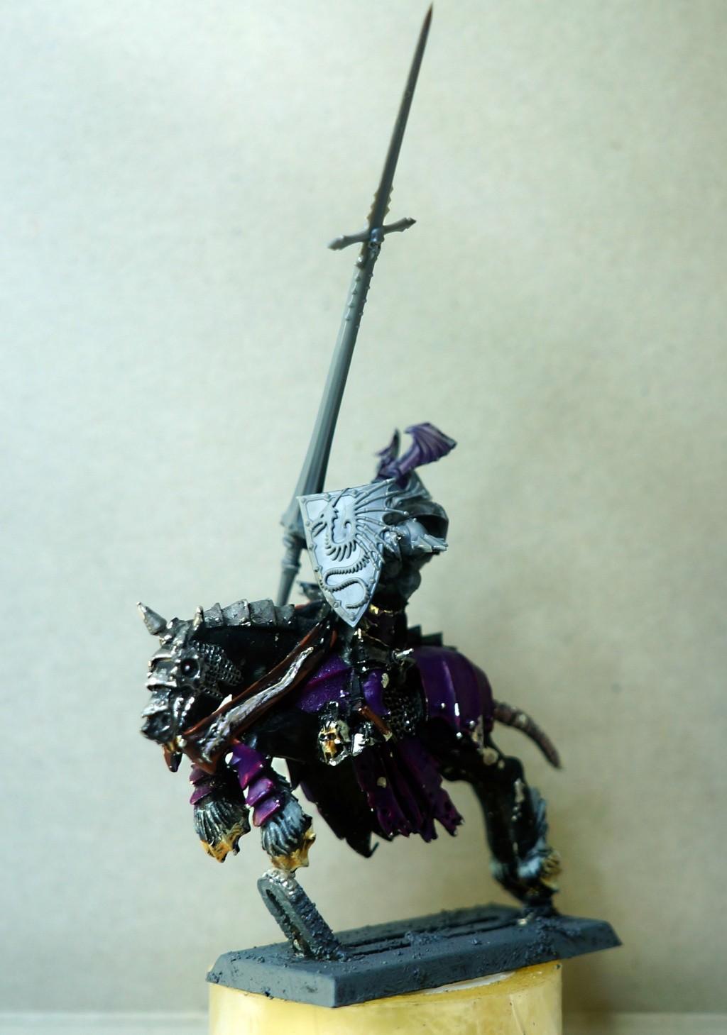 Tete et bras chevalier de sang Dsc09815