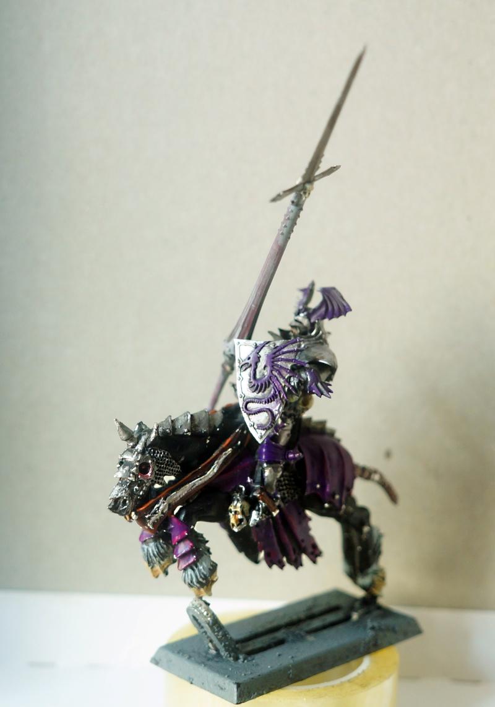 Tete et bras chevalier de sang Dsc09817