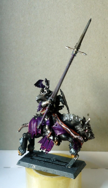 Tete et bras chevalier de sang Dsc09818