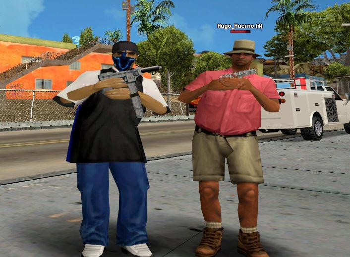 Smiley Drive Gangsters 18 - Part II Boker10