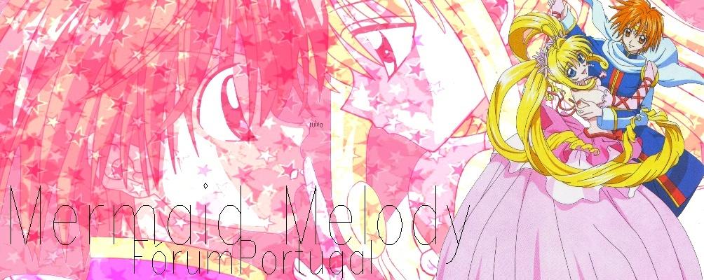 Mermaid Melody Portugal