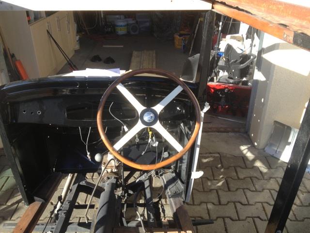 Rosengart LR44 Volant11