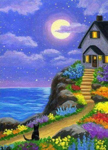 bonzour bonne zournée et bonne nuit notre ti nid za nous - Page 4 9e54b510
