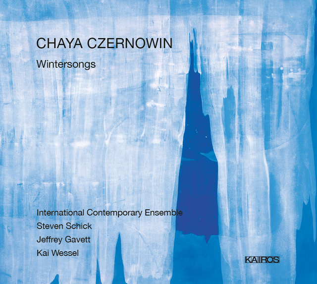 Sorties CD en musique du XXIè siècle Cover26
